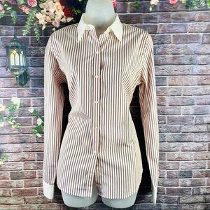 Ralph Lauren Women's Shirt Long Sleeve Size Size M